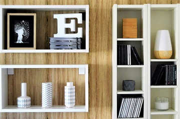 Living room remodelling tv wall decorations