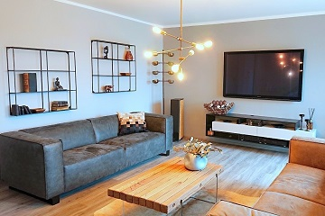 living room remodelling
