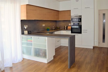 kitchen white-oak-concrete full